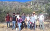Trail Volunteers Complete Stewardship Project on the Quilter Trail
