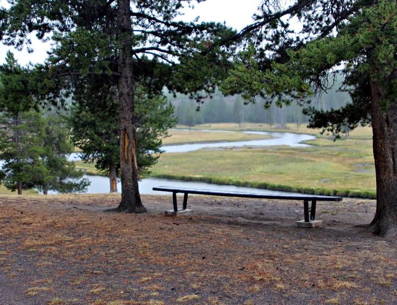 Madison Campground - Yellowstone National Park (U S