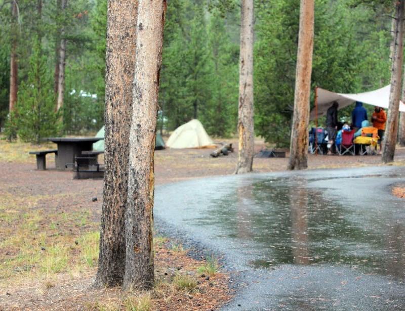 yellowstone madison campground map Madison Campground Yellowstone National Park U S National Park yellowstone madison campground map