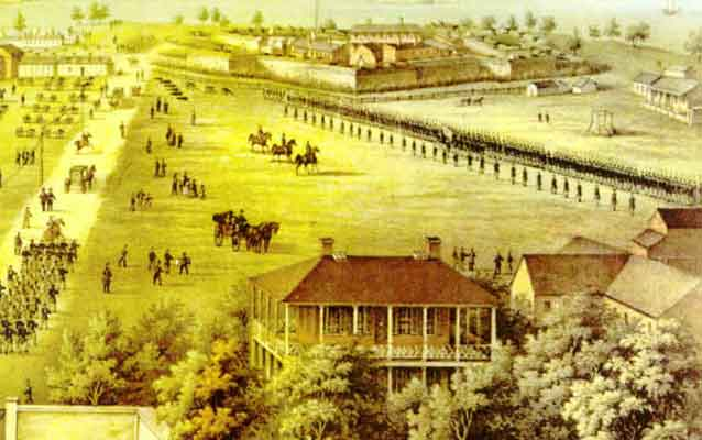 A Civil War View of Fort McHenry