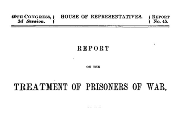 Cover of government report