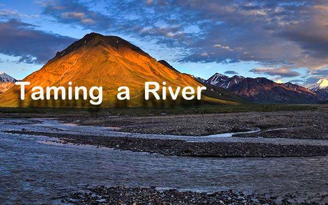 Taming a River lesson plan intro