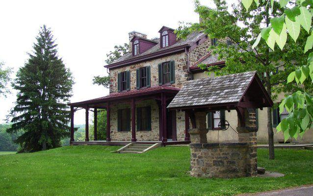 Photograph of Gallatin's House, Friendship Hill
