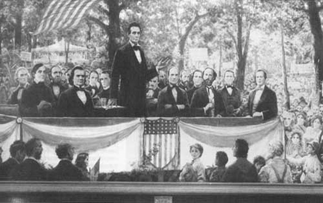 Lincoln Douglas Debates Abraham Lincoln Birthplace
