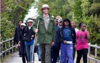 Everglades: Ranger guided field trips.
