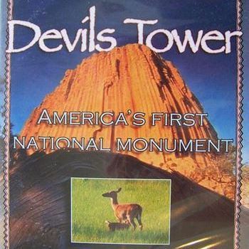 Image of Devils Tower DVD box cover