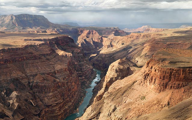 Investigators Probe Foul Play In Couple's Grand Canyon Plunge