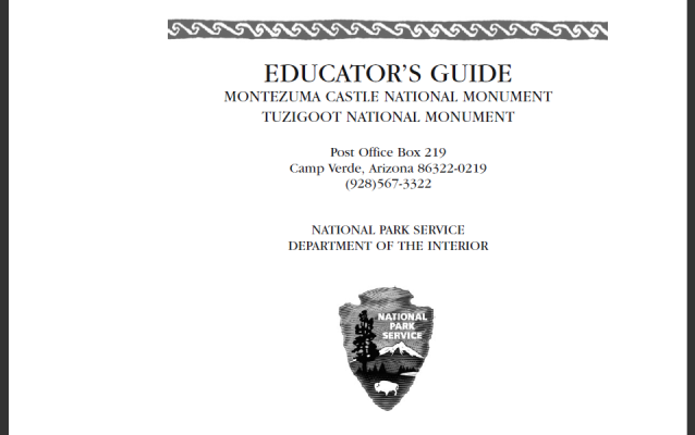 Educator's Guide Cover Page