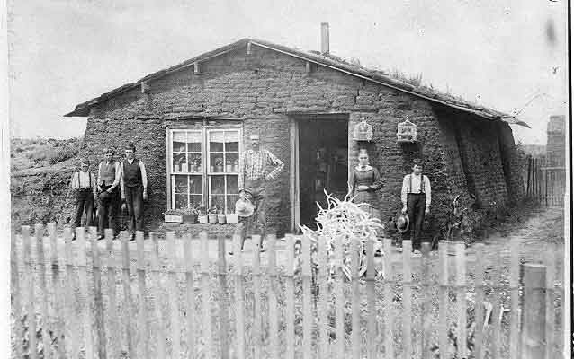a history of the homestead act and the life of homesteaders Located in the sandhills of cherry county, nebraska, the settlement of dewitty was established in 1908 by black homesteaders who constructed housing made of stacked sod.