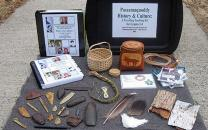 Materials sent in the Passamaquoddy kit.
