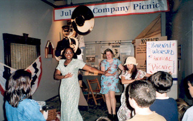 Immigration lesson plan john h chafee blackstone river for Museum of work and culture
