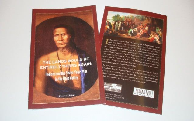 Cover and back of the book