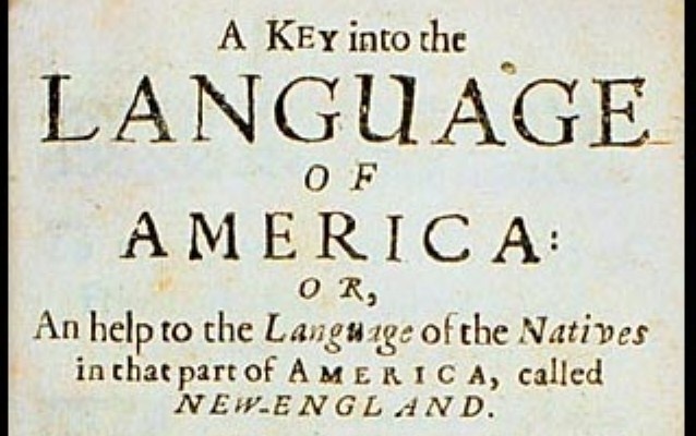 Key Into the Language Of America cover