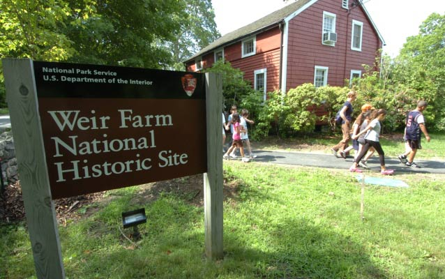 An Act to establish Weir Farm National Historic Site in the State of Connecticut