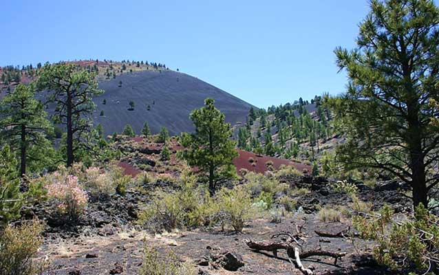 Sunset crater volcano web quest teachers us national park service overall rating sciox Images