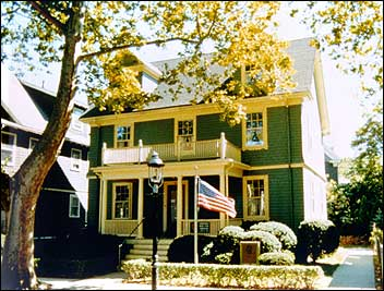 John F. Kennedy's Boyhood Home