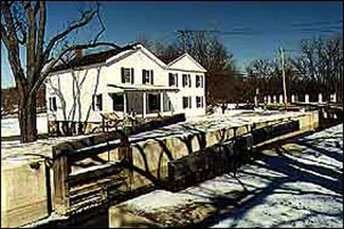 House at Lock 38 on the Ohio & Erie Canal