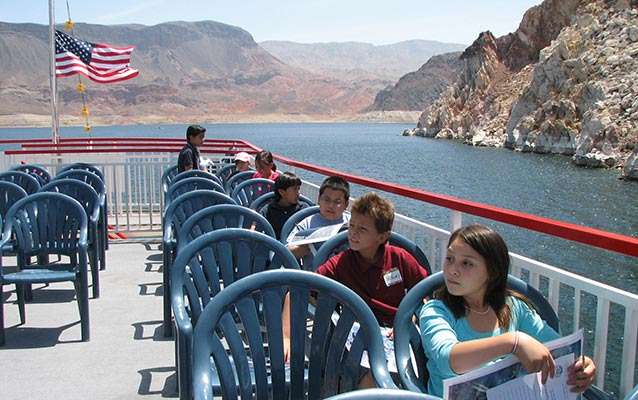Photo of Desert Pricess Paddle Wheel Boat
