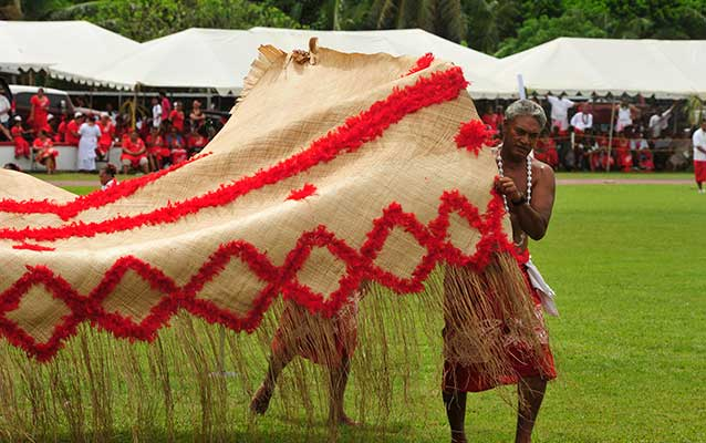 Ie Toga Samoan Traditions Of Weaving National Park Of American Samoa U S National Park Service