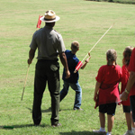 Learn Prehistoric Skills in the Park!