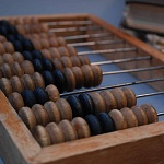 Test your math skills with a Russian abacus
