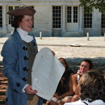 Our teacher workshops bring history to life.