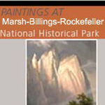 Paintings at Marsh-Billings-Rockefeller NHP