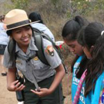 Rangers guide classes on field trips