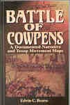 cover of Battle of Cowpens by Ed Bearss