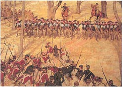 Climax of the Battle of Cowpens