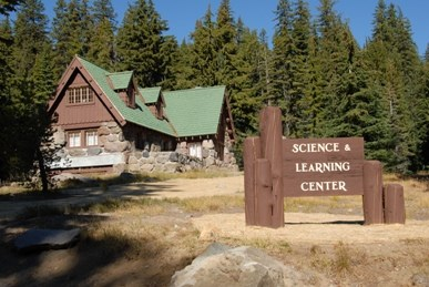 Crater Lake Science and Learning Center