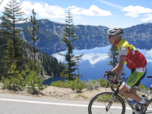 Oregon's Crater Lake Announces Inaugural Car-Free Weekend Credit RideCyclingTours