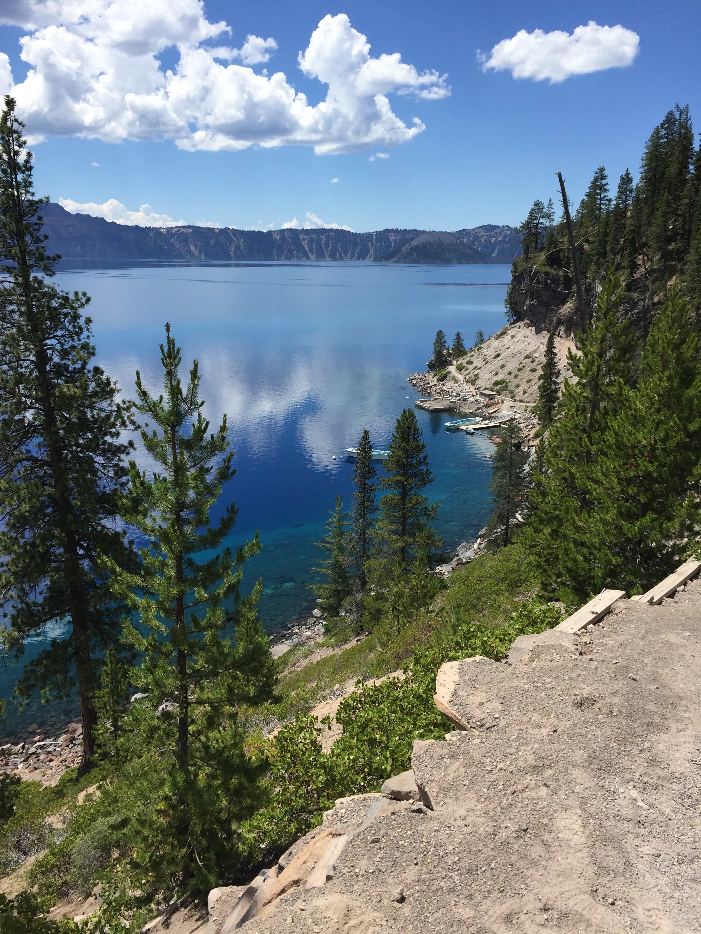 Cleetwood Cove - Crater Lake National Park (U S  National