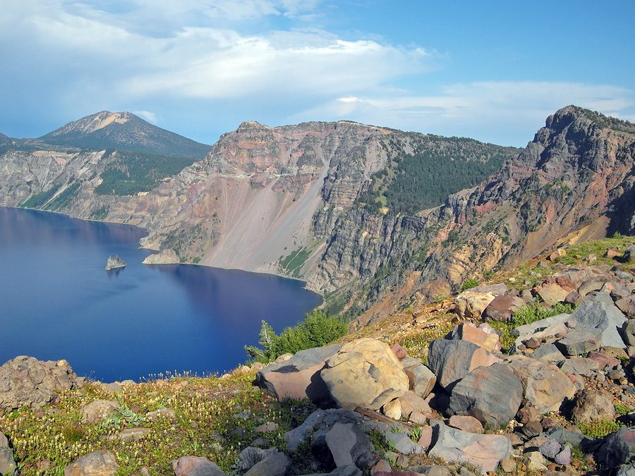 places to go crater lake national park u s national park service