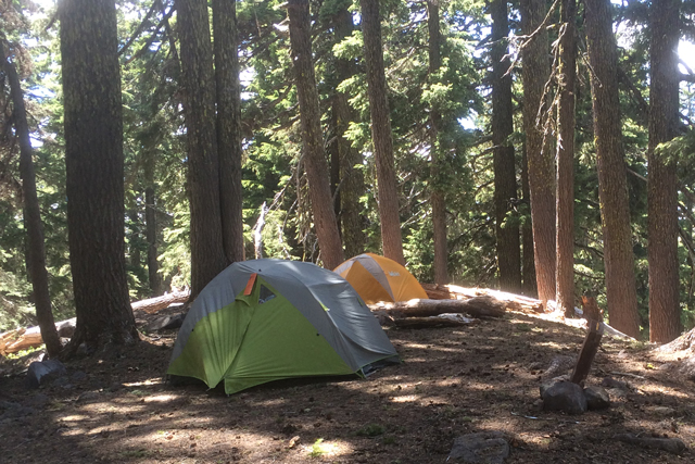 Summer Backcountry Site