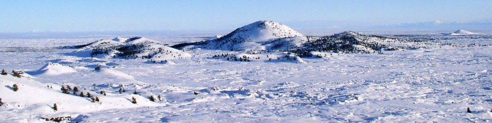 Great Rift in winter