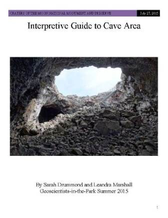 cover of cave guide