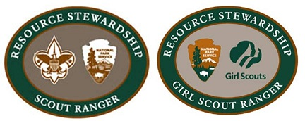 National Park Service Resource Stewardship Patches