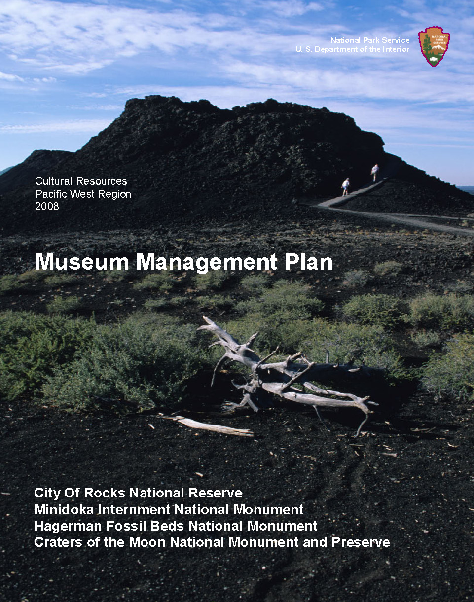 cover of Museum Plan