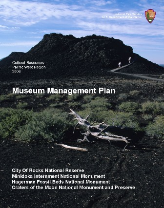 cover of Museum Management Plan