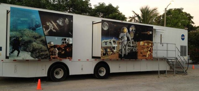 Mobile Mission Command Center