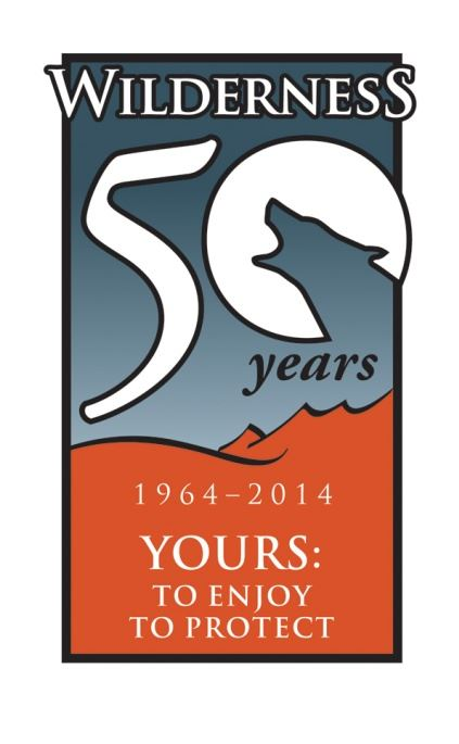 Wilderness50 logo