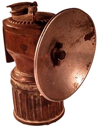 carbide lamp