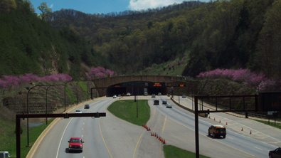 Cumberland Gap Tunnel