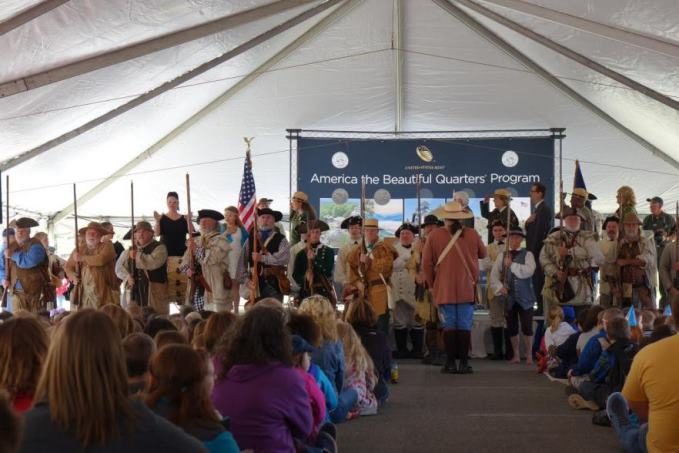 Special events at Cumberland Gap National Historical Park draw in visitors from near and far helping to generate tourism dollars for the local economies.