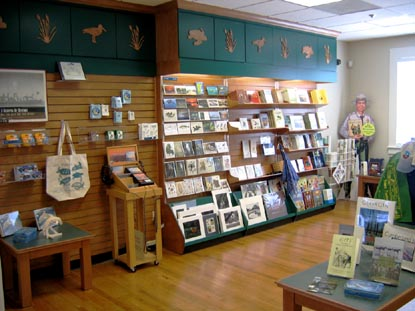 Cumberland Island National Seashore Bookstore
