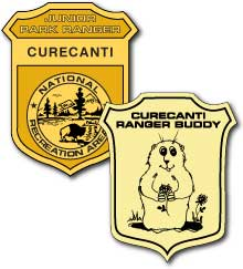 Junior Ranger Badge & Ranger Buddy Sticker