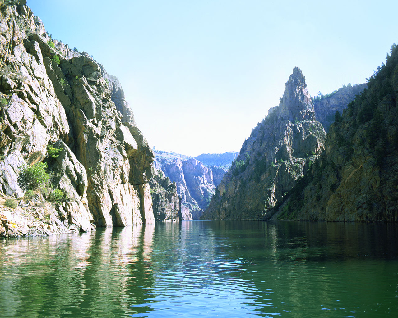 Photos multimedia curecanti national recreation area for Blue mesa reservoir fishing