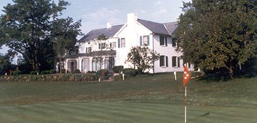 Eisenhower home and putting green