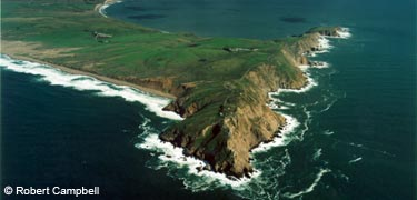 Point Reyes Headlands © Robert Campbell